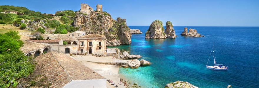 Les îles méditerranéennes